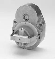 High Torque Brushed Geared DC Motor