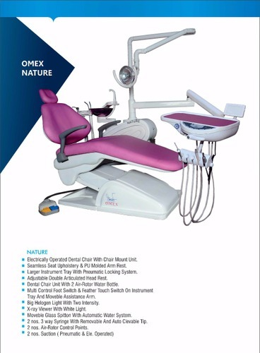 Dental Chair And Oil Free Air Compressor Manufacturer Om