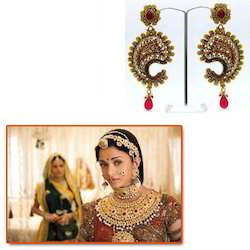 Artificial Earring for Wedding