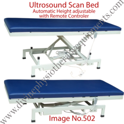 Ultrasound Scan Bed