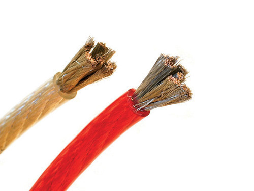 copper clad aluminum wire metal and alloy wires kr electricals in rh indiamart com copper and aluminum wiring mixing copper and aluminum wire joining