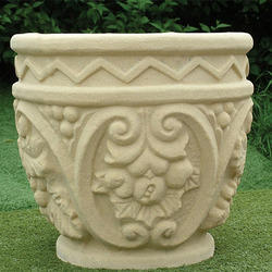 Indian Design Stone Planters