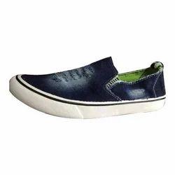 Designer Denim Casual Shoes