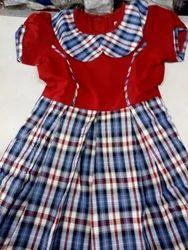 School Uniforms For Kids Frock