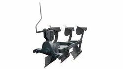 Three Ferrow Mechanical Reversible MB Plough