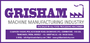 Grisham Machine Manufacturing Industry