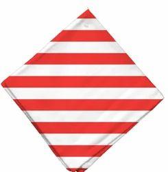 Red Stripe Napkin