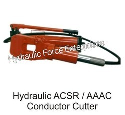 Hydraulic ACSR and AAAC Conductor Cutter