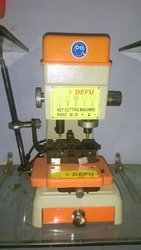 Key Manufacturing Machine