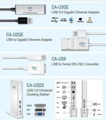 USB Accessories and Cables