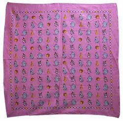 Square Printed Bandana