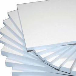 Blue Foamed PVC Board