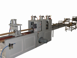 L Type Edge Paper Board Machine