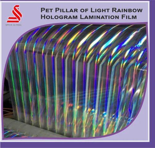 Holographic Lamination Film Sparkles Holographic Films
