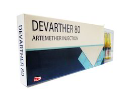 Devarther 80 Artemether Injection
