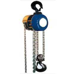 Chain Pulley Blocks - Chain Pulley Block with Trolley Manufacturer