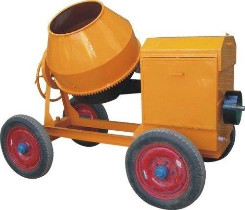 Concrete Mixers - Types of Concrete Mixers