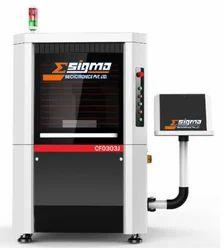 Gold And Silver Fiber Laser Cutting Machine