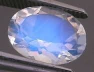 Blue Moon Cut Stone