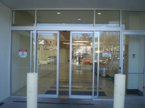 Automatic Sliding Glass Doors Automatic Glass Door Entrance