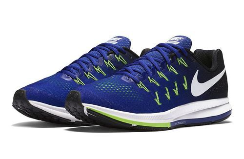 the latest 5eba4 d1ab0 Nike Air Zoom Pegasus 33 Royal Blue Running Sport Shoes