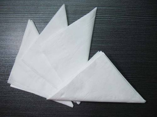 paper napkin meaning
