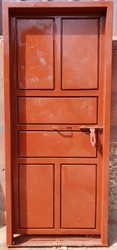 Paint Coated Hinged MS Panel Doors