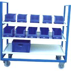 Crates Trolley