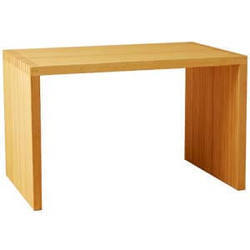 Dining Table with Plank Legs