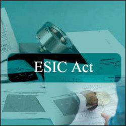 ESIC (Employees' s State Insurance)