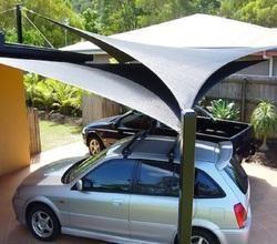 Covered Car Parking Sheds