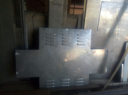 MS Control Panel Side Frame