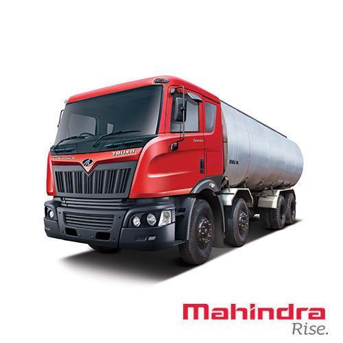 Mahindra Tanker Truck | Mahindra & Mahindra Limited (Truck