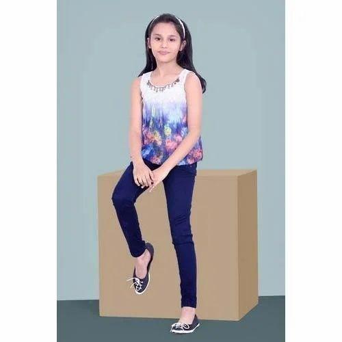 de1fc232ec10 Kids Girls Dress at Rs 450 /piece(s) | Girls Casual Dresses | ID ...