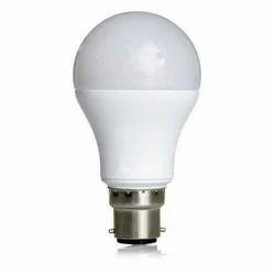 Cool Daylight Aluminum Led Bulbs, Base Type: B22