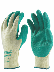 Rubberex Maxxgrip Latex Coated Gloves