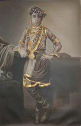 Royal Portrait Painting