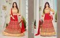 Banglori Silk And Net Lehenga