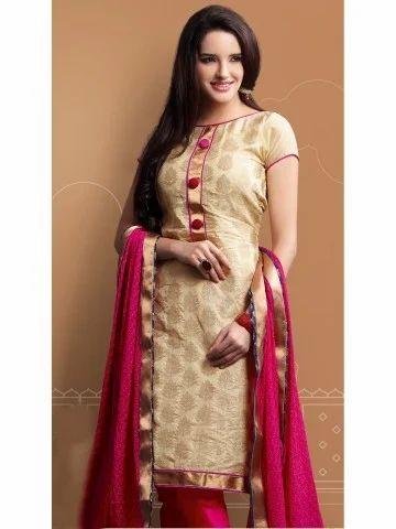 Suit Material - Silk Suit Material Retailer from Aurangabad