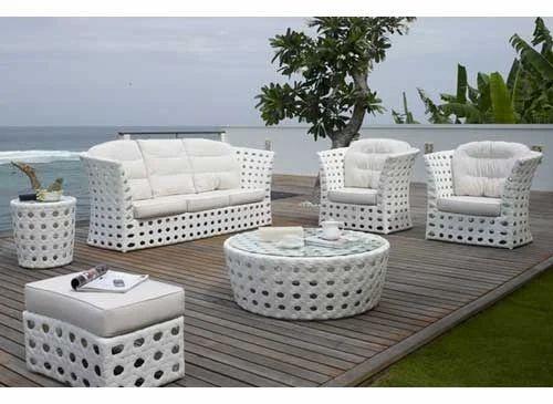 Blackish Garden Rattan Furniture Rs 135000 Set Global Corporation