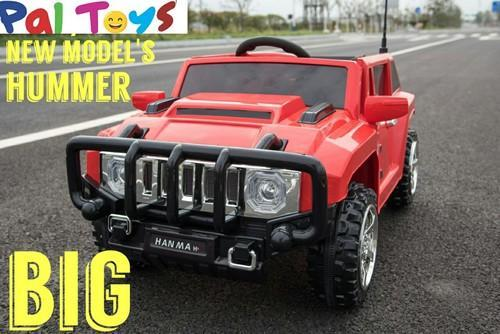 Red Kids Ride On Hummer Rs 15000 Piece Pal Toys Id 17956290873