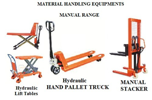 Image result for different material handling equipment's