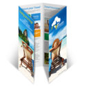 Two Fold Brochure Printing Services