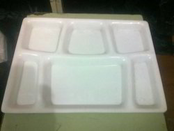 Acrylic Multi Compartment Plate