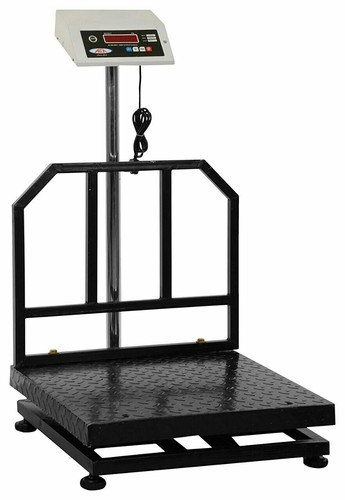 Electronic Weighing Scales 300 Kg at Rs 12500/unit