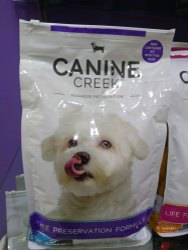 Canin Creek Starter Dog Food 15 Kg