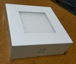 6w Square Surface Panel Light
