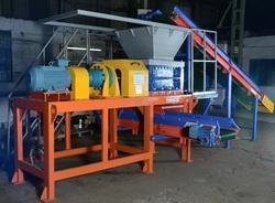 Pharmaceutical Waste Shredder