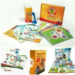 SUPER LEARNING TALKING PEN BOOK