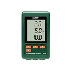 3-channel Pressure Data Logger
